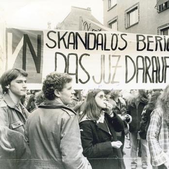 """Die Berichterstattung der """"Vorarlberger Nachrichten"""" stieß bei den Jugendlichen auf Kritik."""
