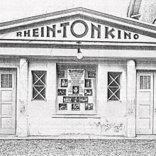 Das Lustenauer Kino um 1911
