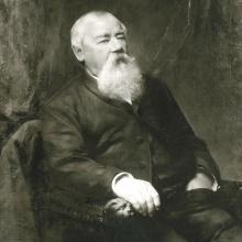 Der Textilindustrielle Carl Ganahl (1807–1889)