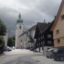 Pfarrkirche zum heiligen Sebastian in Dornbirn-Oberdorf