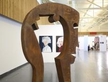Art Bodensee. Die Kunstmesse in Dornbirn bietet Auftrittsmöglichkeiten für Galerien aus Vorarlberg und den Nachbarländern vom 8. bis 10. Juli.