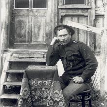 Gebhard Wölfle als Fotograf.