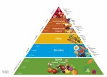Eine neue Ernährungspyramide: Die Ernährungswissenschafterin Eva Brunner-Wildauer hat eine eigene Ernährungspyramide erarbeitet – da die alte Pyramide, wie sie sagt, in Teilen bereits veraltet sei.