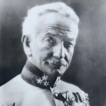 Oberst Regierungsrat Georg Bilgeri (1873 bis 1934)