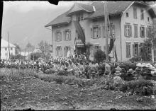 © Vorarlberger Landesbibliothek/ Sammlung Glasplatten Klostertal