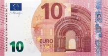 10 Euro. 1999 wurde der Euro als Buchgeld eingeführt. Heute sind 19 Länder Mitglieder der Eurozone. © Geldmuseum der oesterreichsichen Nationlbank